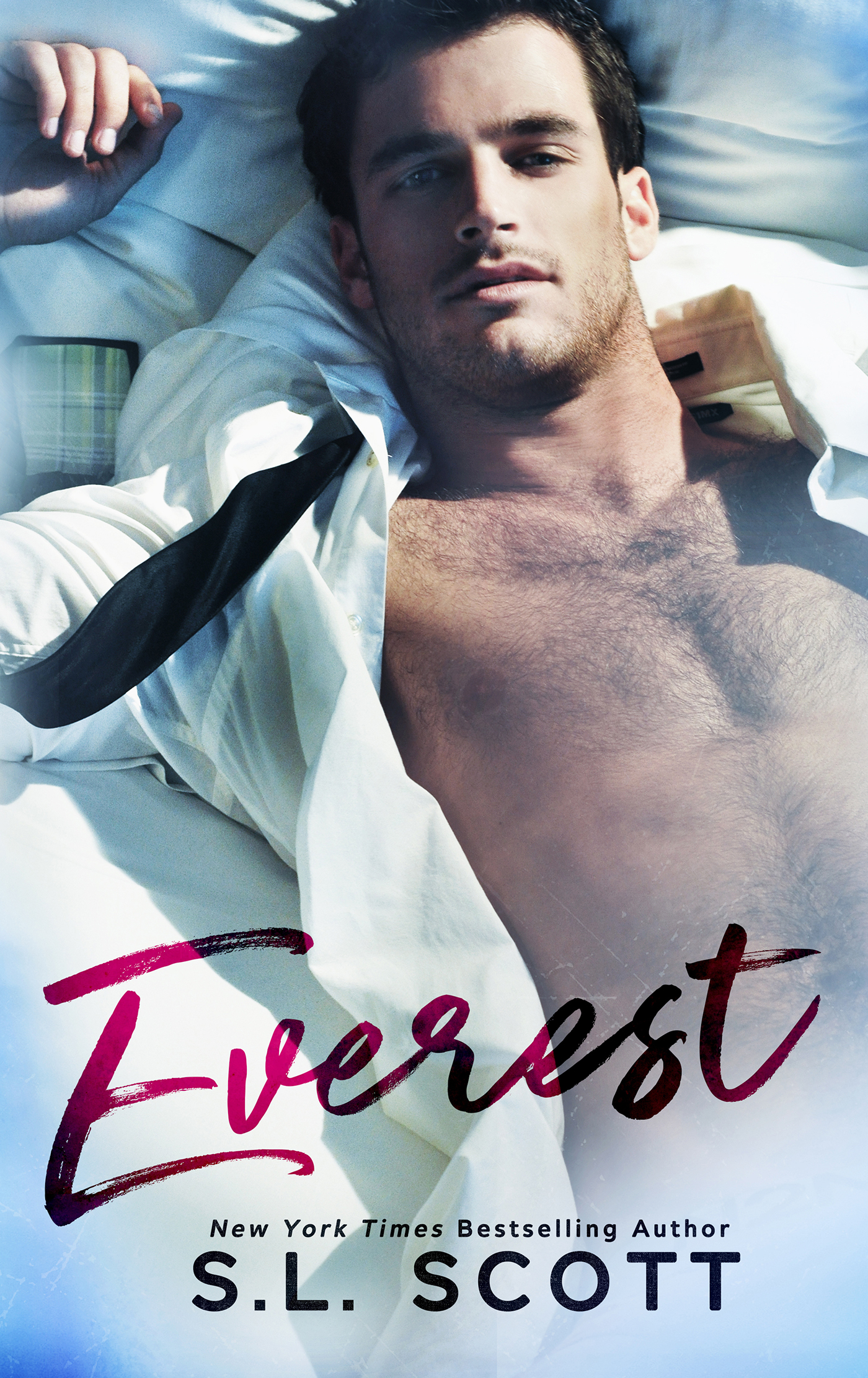 EVEREST Ebook Cover